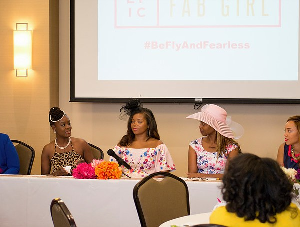 Be Fly & Fearless! 5 Lessons Learned About Fear from our Fly & Fearless Tea Party