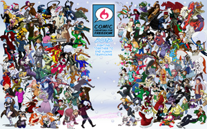 Comic Creators For Freedom