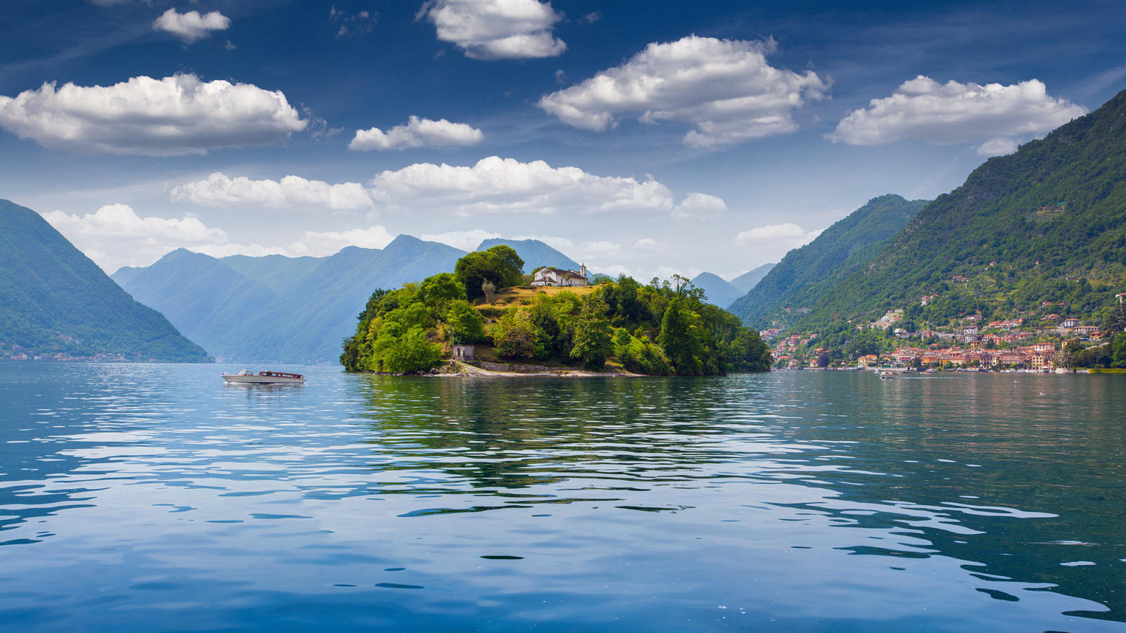 How To Get From Milan To Lake Como By Car