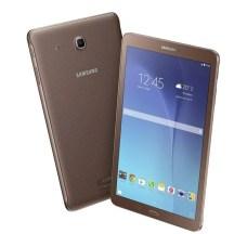 Samsung Galaxy Tab E Marrom
