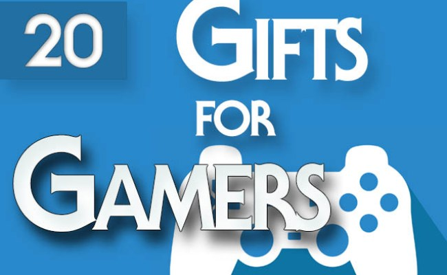 20 Great Gifts For Gamers Epicgifts Net