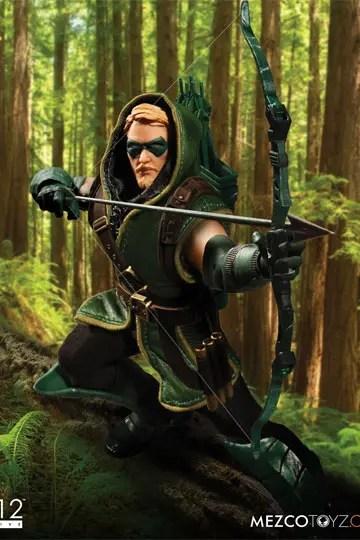 Green Arrow Figure
