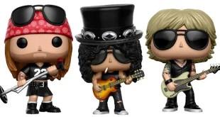Guns N Roses Funko
