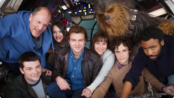 Epic Star Wars Announcement