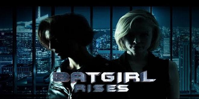 Batgirl Rises Short Fan Film