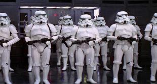 Britains Got Talent Stormtrooper Cosplay
