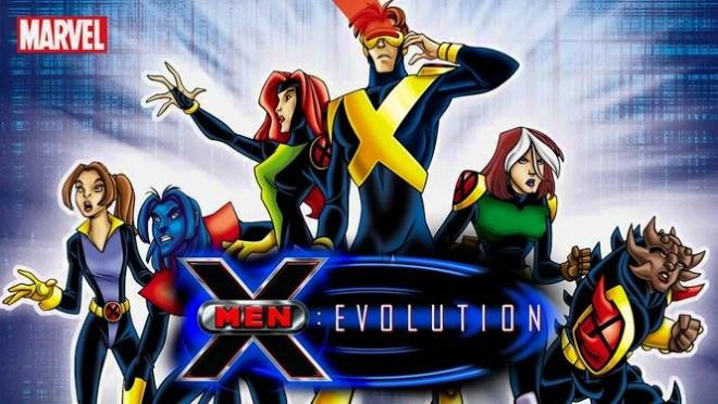 X Men Evolution Animated Series Season 1 Episode 1 Tv Show Cartoon