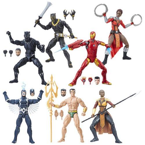Black Panther Toys