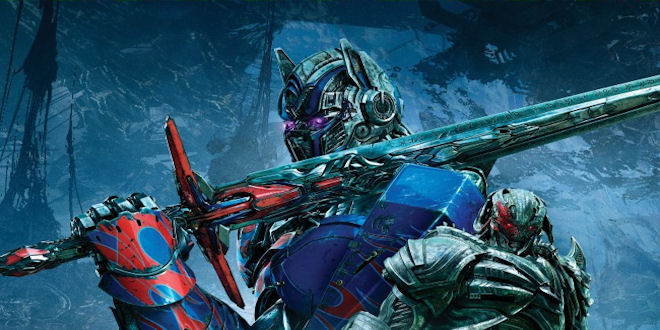 Optimus Prime's Sword Transformers