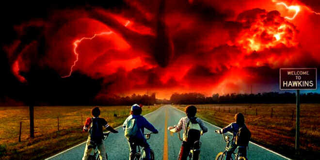 Stranger things season 3 title
