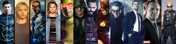 Best Superhero Comic Book TV Shows