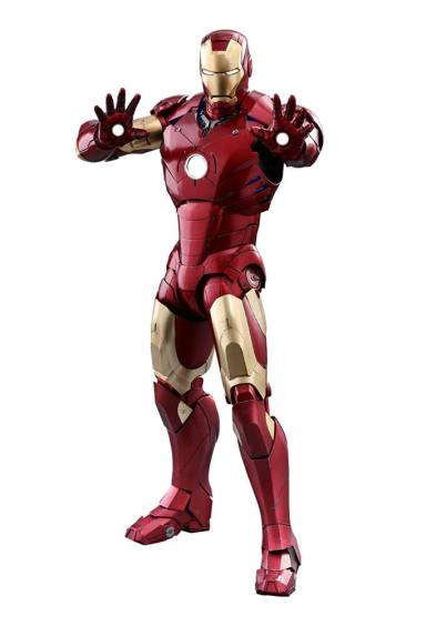 Hot Toys Marvel Action Figures