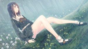 Manga Girl Wallpaper