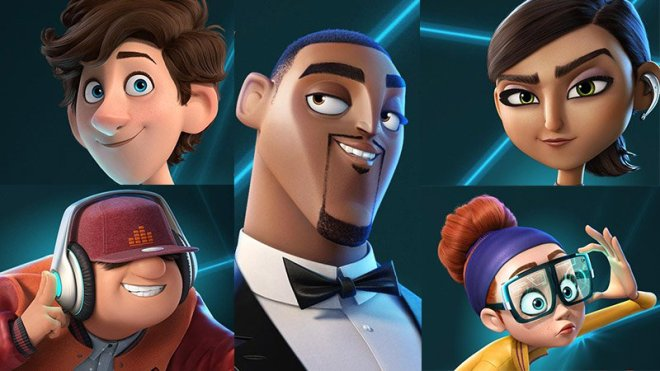 Spies in Disguise - Animated - Will Smith Movie
