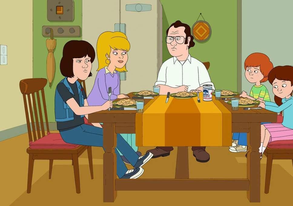 F Is for Family S03 heeft een trailer   de Lagarde