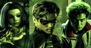 DC Universe Titans