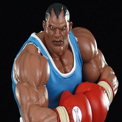 Street Fighter Balrog Statue - Pop Culture Shock Collectibles