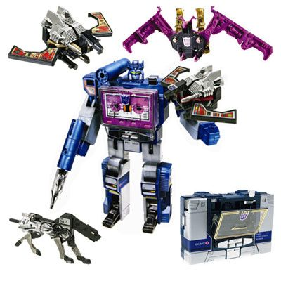 Transformers SDCC Exclusive