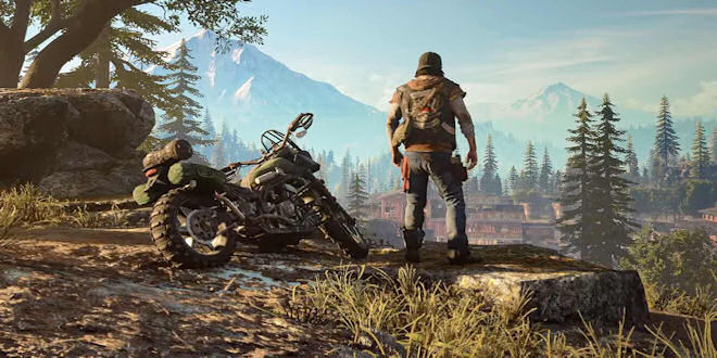 Days Gone Sony PS4 Video Games