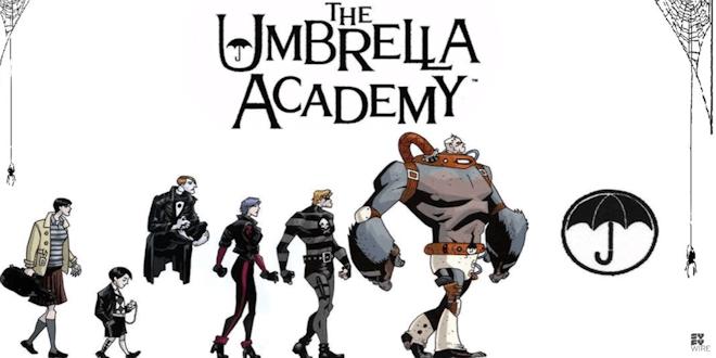 Umbrella Academy - Comic Book News