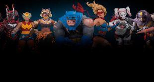 Toy Fair 2019 - DC Collectibles