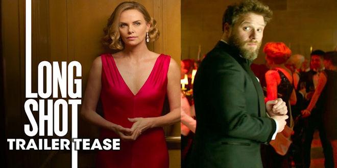 Long Shot 2019  Charlize Theron Movie