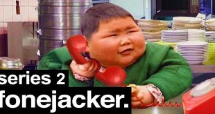 Fonejacker Charlie Wong