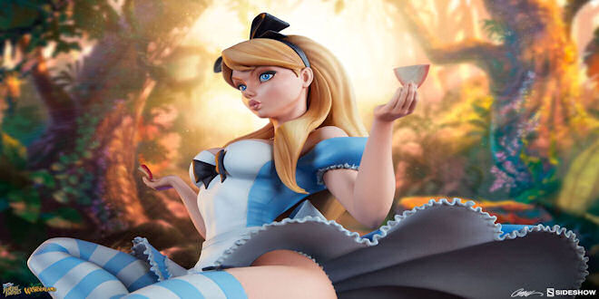 Sideshow Collectibles Fairytale Fantasies Collection Statues