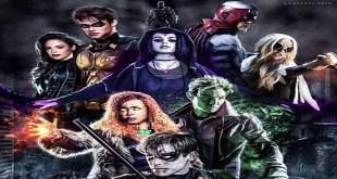 DC Titans All