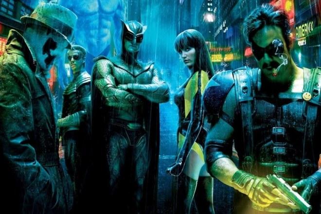 Watchmen HBO - New Super Hero TV series - Comic Con 2019 Trailer - Alan Moore