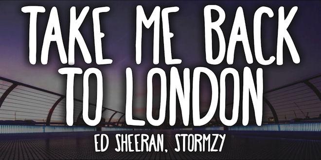 Ed Sheeran - Take Me Back To London (Sir Spyro Remix) feat. Stormzy