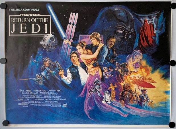 Return of the Jedi Excalibur Auctions