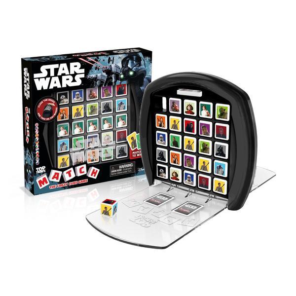 TOP TRUMPS MATCH BOARD GAME Star Wars