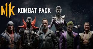 Mortal Kombat 11 Game - Terminator T-800 Gameplay First Look