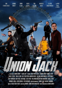 Union Jack Movie Avengers Homage