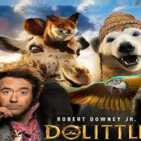 What A Wonderful World - 10 x Dolittle 2020 Movie Posters Variants w/ Robert Downey Jr