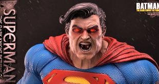 Dark Knight Returns Statue 1/3 Superman Prime 1 Studio - Animated