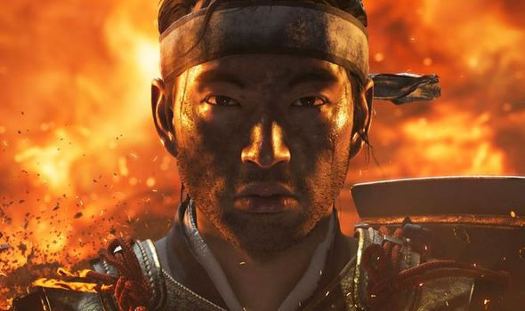 Ghost of Tsushima - The Ghost Trailer - 2020 PS4 Video Games
