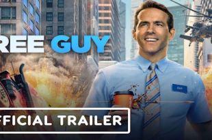 Free Guy Movie Trailer 2020 - w/ Ryan Reynolds - 20th Century FOX