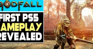New Godfall - Reveal Trailer - 2020 First Official Sony PS5 Video Games