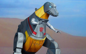 Transformers Classic Statues Grimlock PCS Collectibles