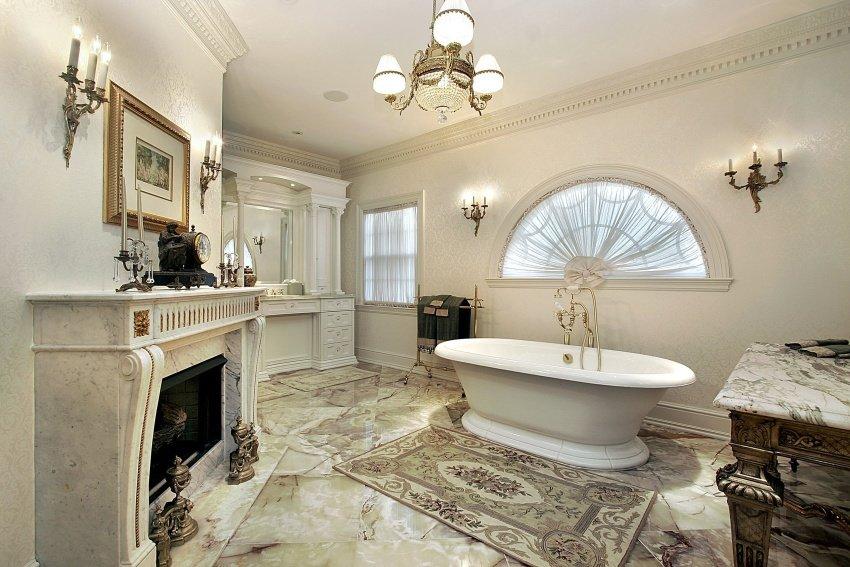 40 Luxury Bathroom Interior Design Ideas (IMAGE GALLERY