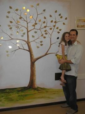 Rafa e eu em 25/11/2006 - 6 anos e 4 dias após a cirurgia
