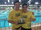 Sumida e Felipe - todos os parciais de mais de 50 atletas