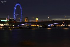London Eye from another perspective
