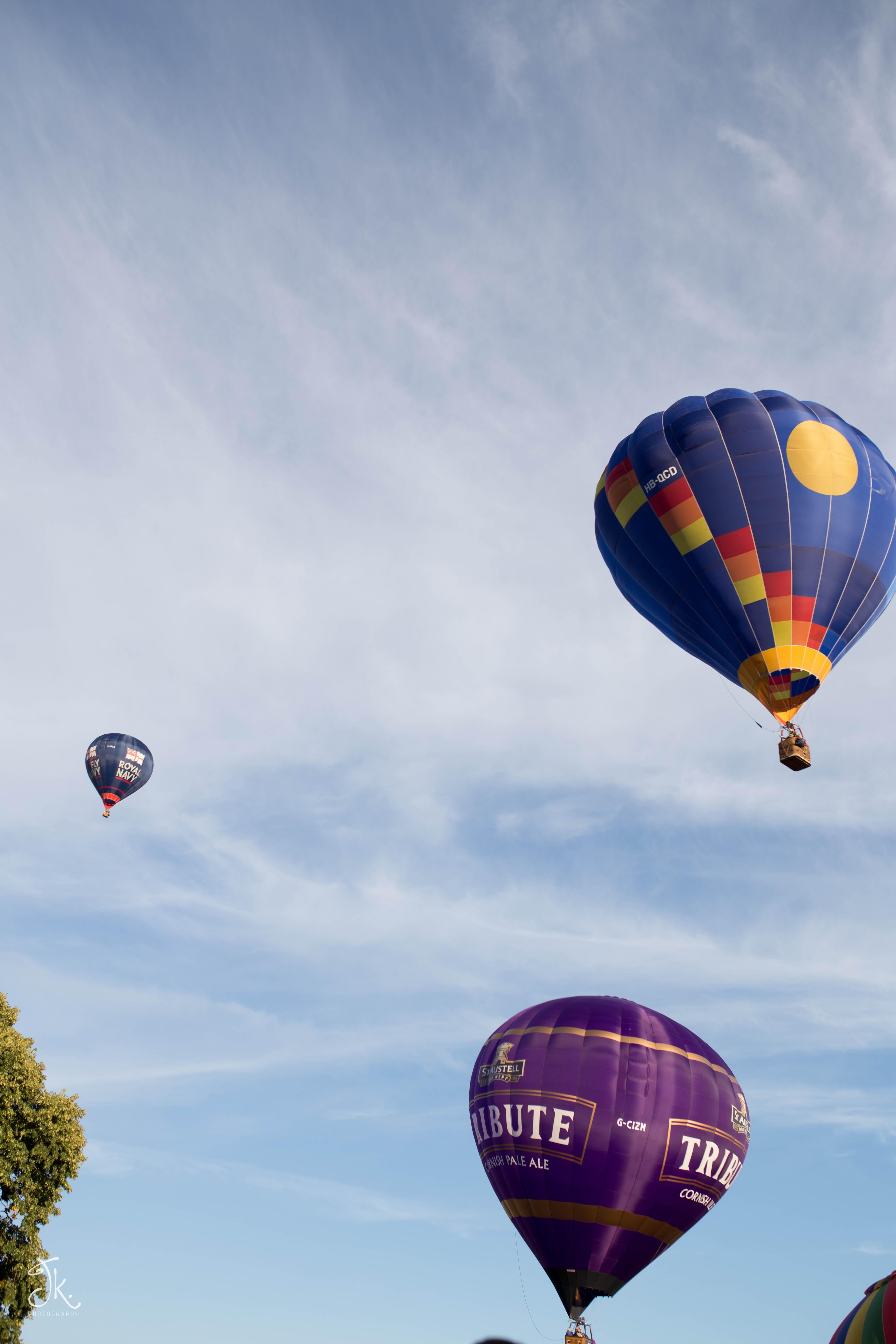 Bristol Balloon Fiesta Epicjonny