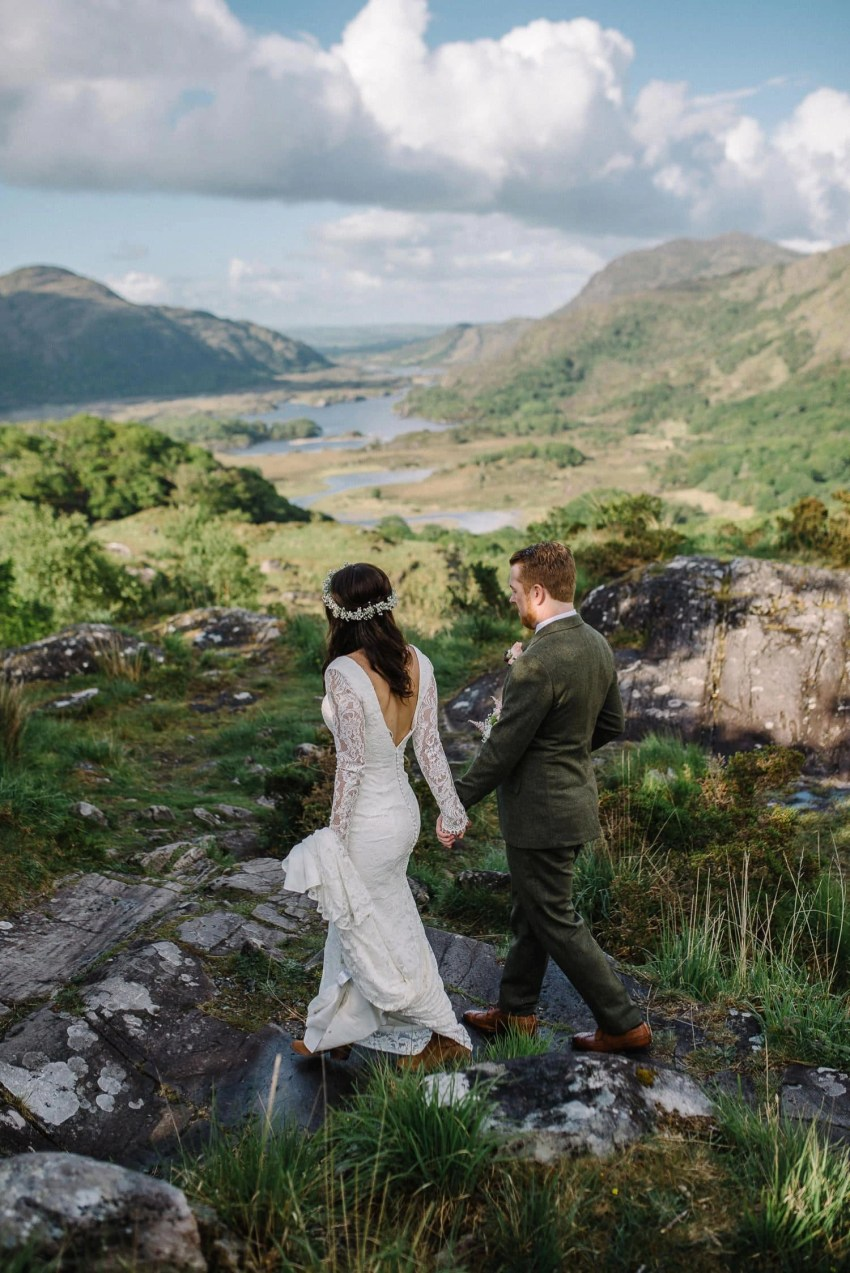 Killarney National Park Wedding Photography