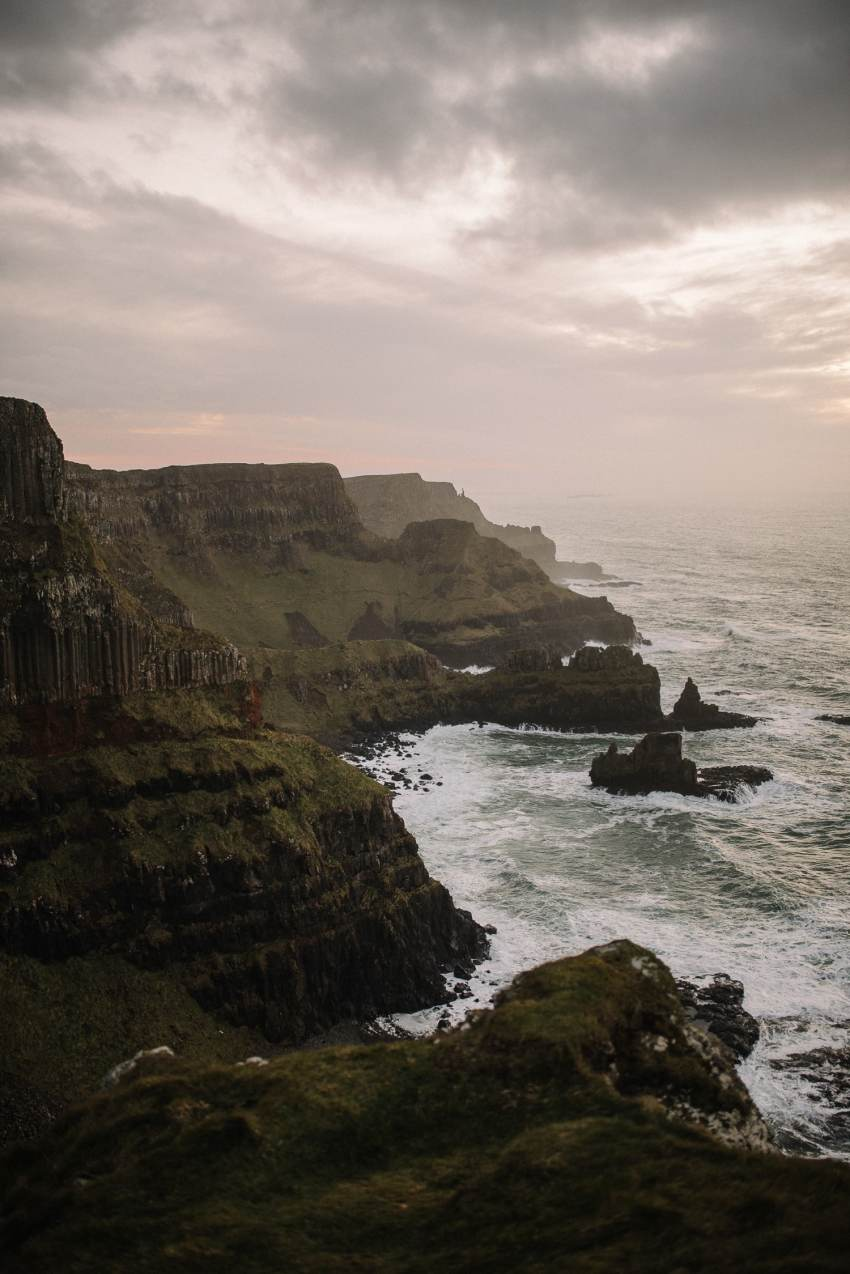 Northern Ireland elopement, irish elopements, elope in Ireland