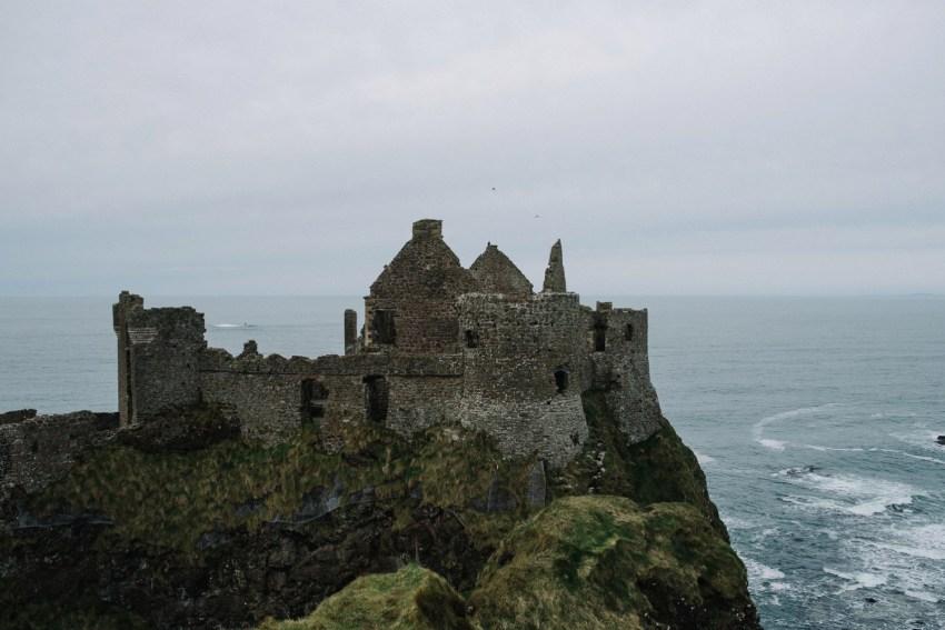 Dunluce Castle Elopements Northern Ireland Irish elopement_0017.jpg