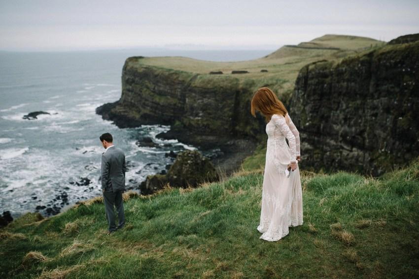 Dunluce Castle Elopement Northern Ireland Irish elopement_0021.jpg